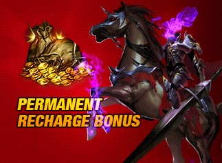 Wartune-Permanent Recharge Bonus