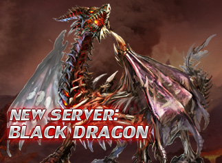 Wartune-New Server: Black Dragon