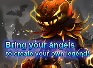 League of Angels-Bring your angels to create your own legend!