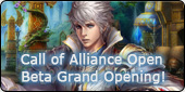 Call of Alliance-Call of Alliance Open Beta Grand Opening!