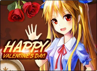 Pockie Saints-Happy Valentine`s Day!