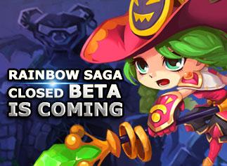 Rainbow Saga-Rainbow Saga Closed Beta is comingOpening!