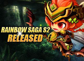 Rainbow Saga-Rainbow Saga S2 Released