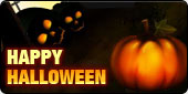 Pockie Saints-Happy Halloween
