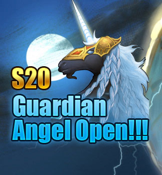 Cyber Monster 2-S20- Guardian Angel Open!!!