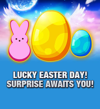 Cyber Monster 2-Lucky Easter Day! Surprise Awaits You!