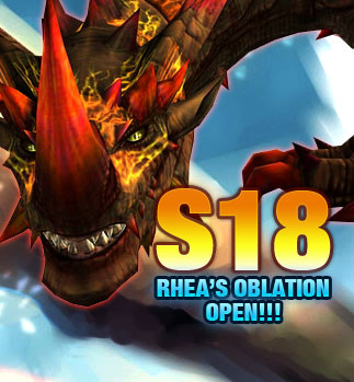 Cyber Monster 2-S18-Rhea`s Oblation Open!!!