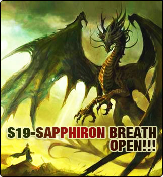Cyber Monster 2-S19-Sapphiron Breath Open!!!