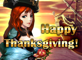 Grand Voyage-Happy Thanksgiving!