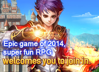 Grand Voyage-Epic game of 2014, super fun RPG welcomes you to join in.