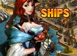 Grand Voyage-Ships