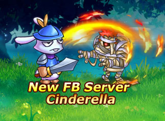 Pockie Defense-New FB Server Cinderella