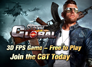 Global Strike-3D FPS Game - Free to Play. Join the CBT Today