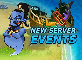 Pockie Defense-New Server Events