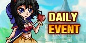 Pockie Defense-Daily events
