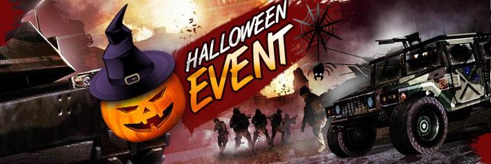 Warfare-Halloween Event