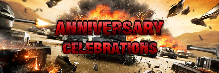 Warfare-Anniversary Celebrations
