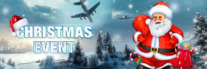 Warfare-Christmas Event