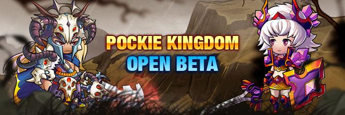 Pockie Kingdom-Pockie Kingdom Open Beta?v=