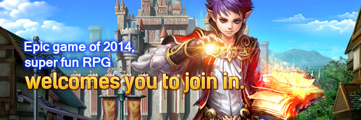 Pockie Kingdom-Epic game of 2014, super fun RPG welcomes you to join in.?v=