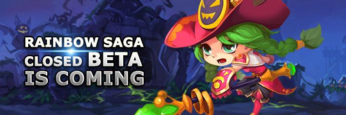 Rainbow Saga-Rainbow Saga Closed Beta is coming?v=
