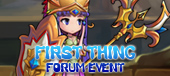 Pockie Kingdom-FIRST THING- FORUM EVENT?v=