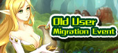 Age of Civilization-Old User Migration Event