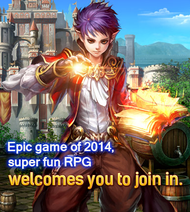 League of Angels-Epic game of 2014, super fun RPG welcomes you to join in.