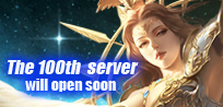 League of Angels-The 100th server will open soon!