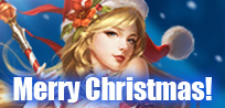 League of Angels-Merry Christmas!