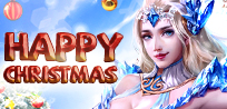League of Angels-Happy Christmas Accompanied by Angels!