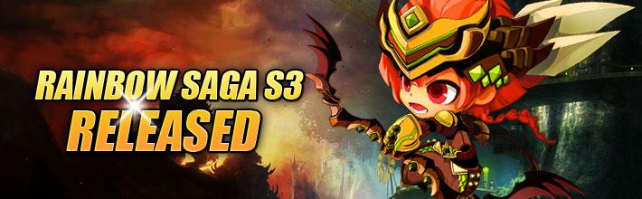 Rainbow Saga-Rainbow Saga S3 Released