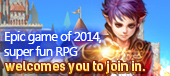 Endless Fury-Epic game of 2014, super fun RPG welcomes you to join in