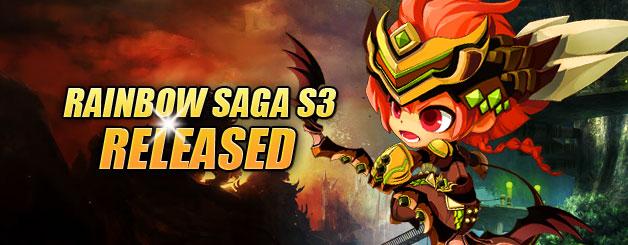 Rainbow Saga -Rainbow Saga S3 Released