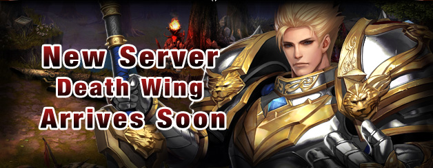 Dragon's Wrath-New Server Death Wing