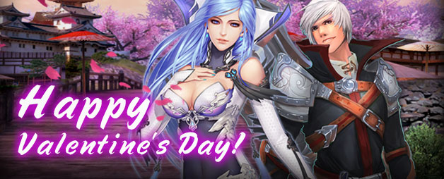 Dragon`s Wrath-Happy Valentine's Day!