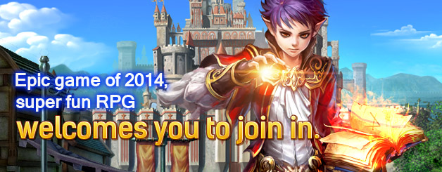 Dragon's Wrath-Epic game of 2014, super fun RPG welcomes you to join in