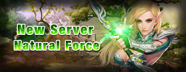 Dragon's Wrath-New Server Natural Force