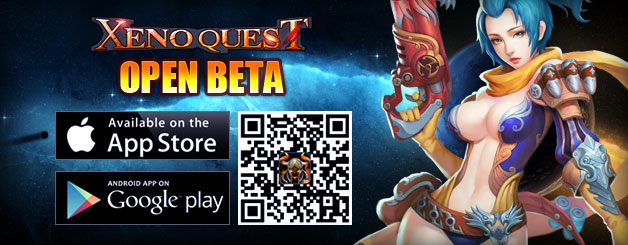 Xeno Quest-Xeno Quest Open Beta
