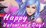 Dragon's Wrath-Happy Valentine's Day!