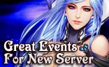 Dragon's Wrath-Great Events For New Server