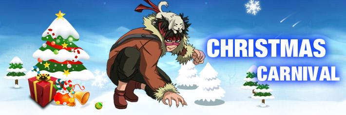 I am Ninja-Christmas Carnival