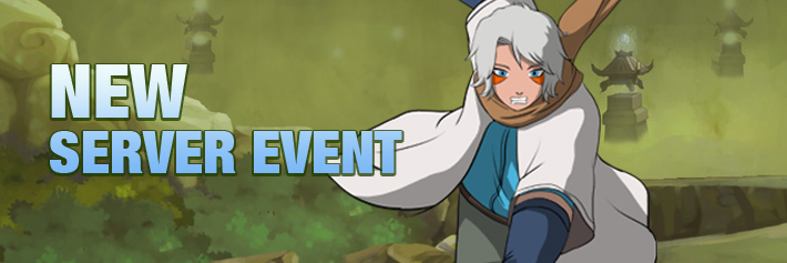 I am Ninja -New Server Event