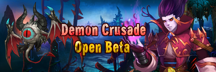 I am Ninja - Demon Crusade Open Beta