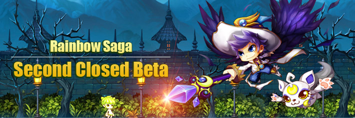 Rainbow Saga -Rainbow Saga Second Closed Beta