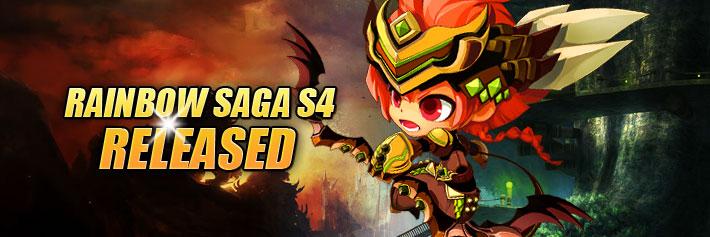 Rainbow Saga -Rainbow Saga S4 Released