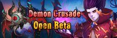 I am Ninja-Demon Crusade Open Beta