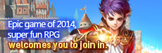 I am Ninja-Epic game of 2014, super fun RPG welcomes you to join in