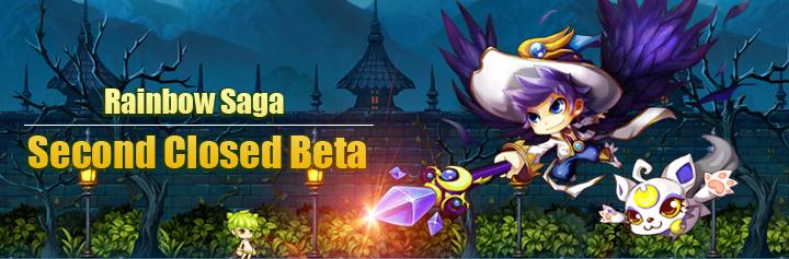 Rainbow Saga-Rainbow Saga Second Closed Beta