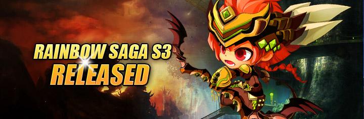 Rainbow Saga-Rainbow Saga S3 eleased